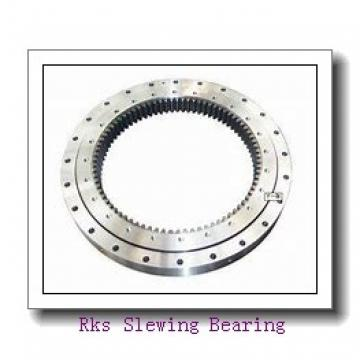 DC motor slewing reducer for rotary grab crane