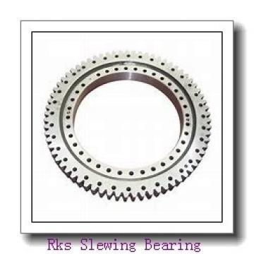 Internal gear slewing bearing can made a replacement part of some hydraulic excavator