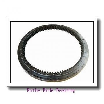 XU050077 Crossed roller slewing bearings ZINC coat rust-proof