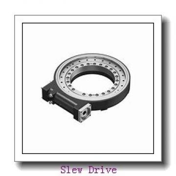 7 inch enclosed type slewing drive for single axis solar tracker