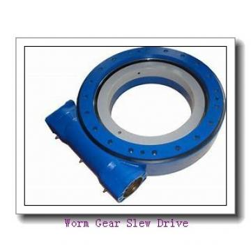 Double Worms Slewing Drive Se14-2 Used for Construction Machinery