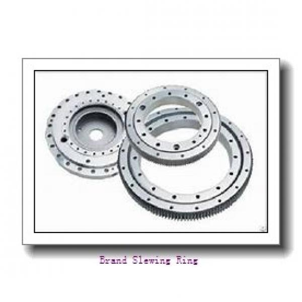 MTO-122T bearing four point contact ball slewing ring  #2 image