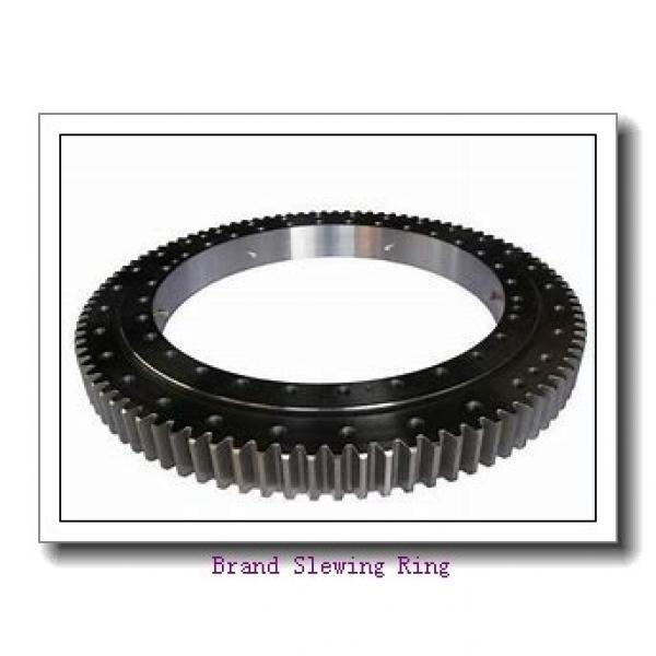 Cheap price PC200-5 PC220-5 excavator swing ring gear , crane slewing bearing for sale #3 image