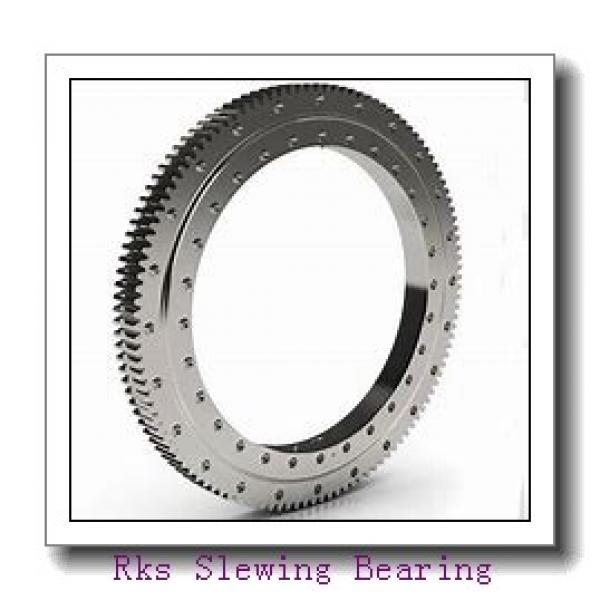 Slewing drive widely used in engineering machinery industry #3 image