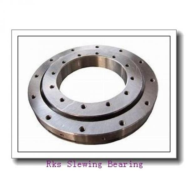 China supplier top quality cheap price excavator swing bearing excavator slewing bearing #3 image