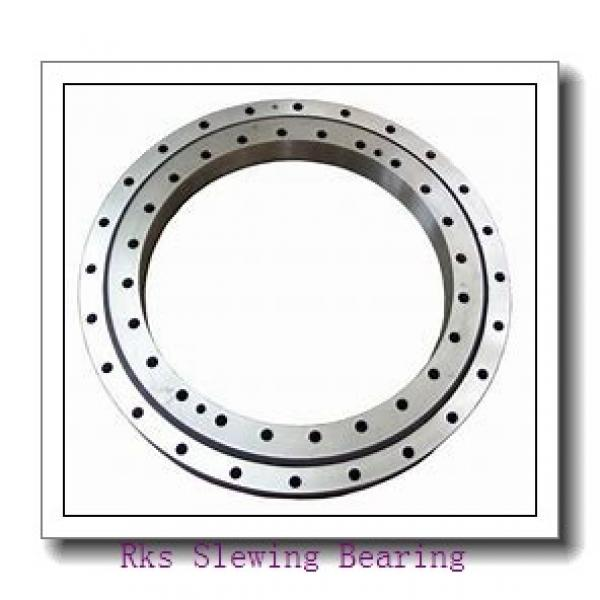 China supplier top quality cheap price excavator swing bearing excavator slewing bearing #1 image