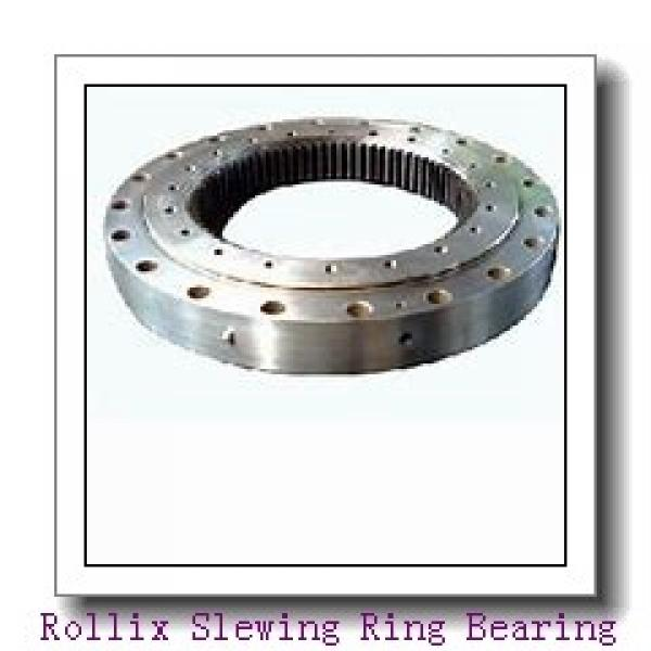 9 inch enclosed housing slewing drives slewing bearing worm gear for rotary platform and timber garb #2 image